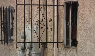 Elderly man dies after Tuesday apartment fire