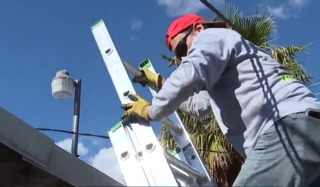 Roofing companies see spike in calls after rain
