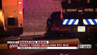 Man identified in crash involving RTC bus