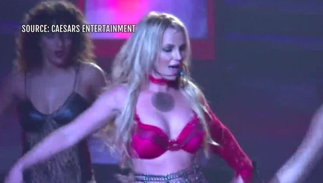 Britney Spears Inks New Las Vegas Deal