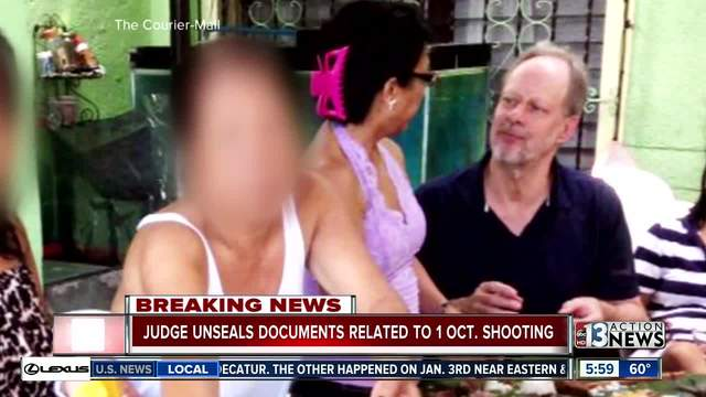 October: Vegas Shooter's Girlfriend Said She Handled Ammo