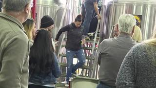 Big Dog's teaches how to make craft beer