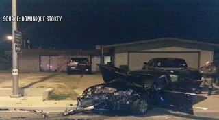 Homeowner: Drivers repeatedly slam into property