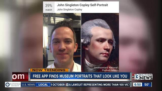 'Face match' makes Google Arts & Culture most downloaded free app on US App Store