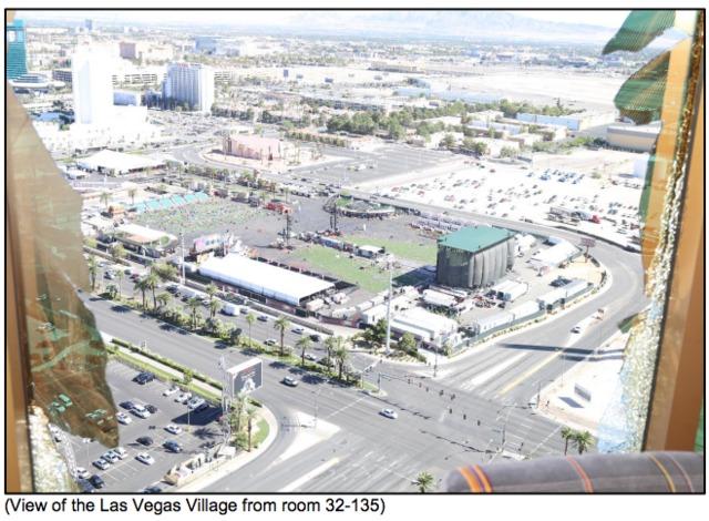 Photos Inside Las Vegas Shooter Stephen Paddock S Suite