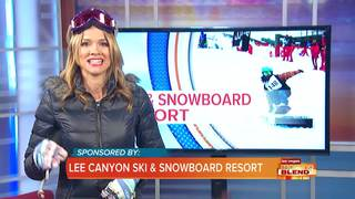 Ski And Snowboard Report From Lee Canyon