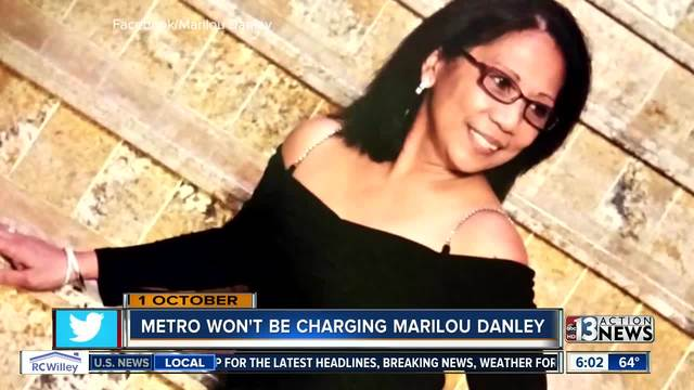 Sheriff: No charges to be filed against Las Vegas mass shooter's girlfriend