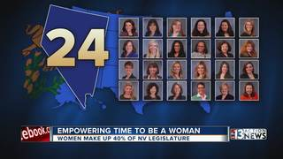 Nevada ranks 2nd in 'women in office' statistic