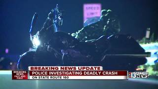 Husband and wife killed in crash identified