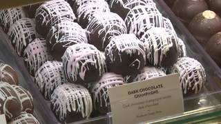Premium candy store opens at Fashion Show