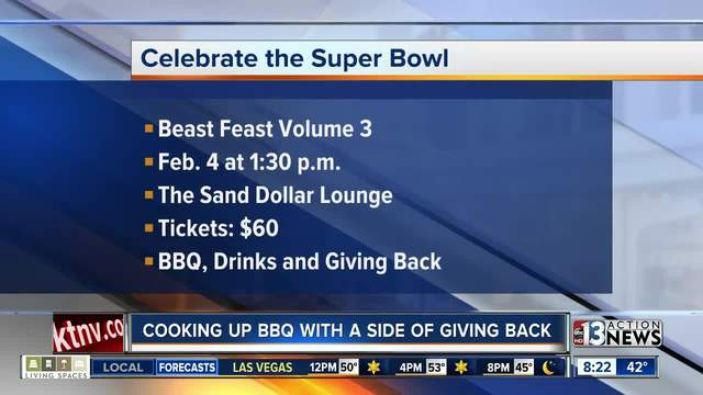 Celebrate the Super Bowl with bqq and charity