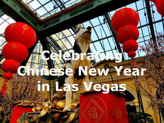 Celebrating Chinese New Year in Las Vegas | 2018