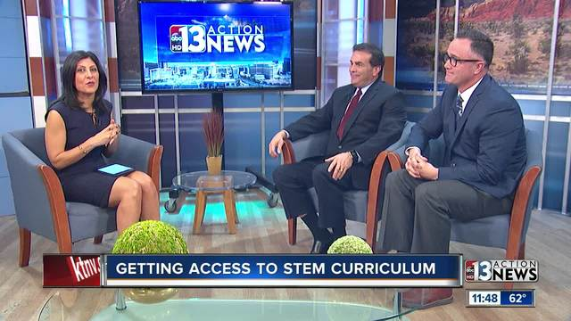 Getting access to stem curriculum