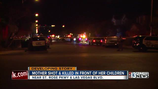 Police identify officer who shot man in central Las Vegas