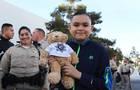 Las Vegas police make one boy's wish come true