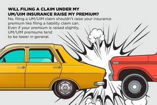 What do I do if I'm hit by an uninsured driver?