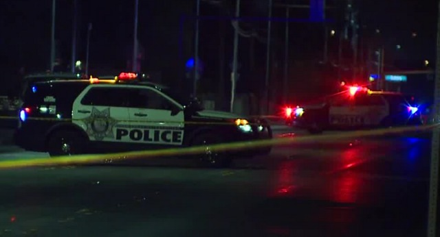 Las Vegas police: Man killed in drive-by shooting