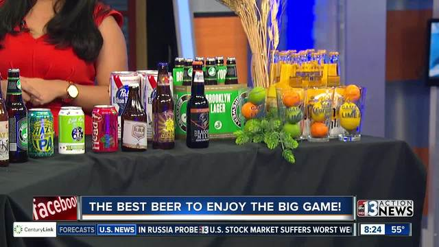 The best beers for your big Super Bowl party