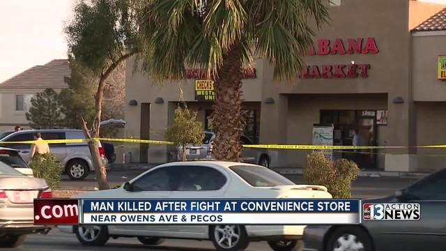 Man gunned down in drive-by shooting Friday in Las Vegas