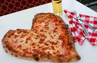 Where to celebrate national pizza day in Vegas
