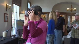 Local film festival hosts Virtual Reality Lounge