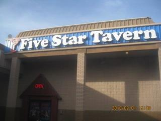 Five Star Tavern and more on Dirty Dining