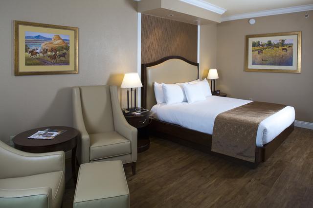 South Point Hotel Casino/Courtesy