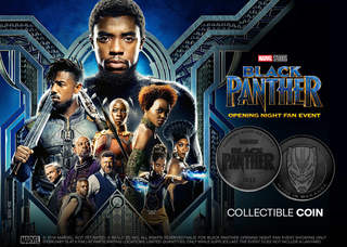 Fan events for 'Black Panther' movie opening