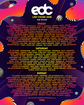 EDC lineup revealed for 2018