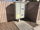 Missing mailbox mystery blamed for 2 month delay