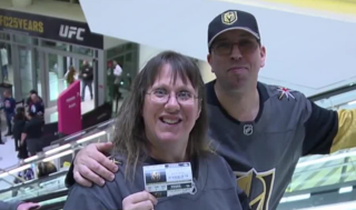 Vegas Wish aims to get fans to VGK games