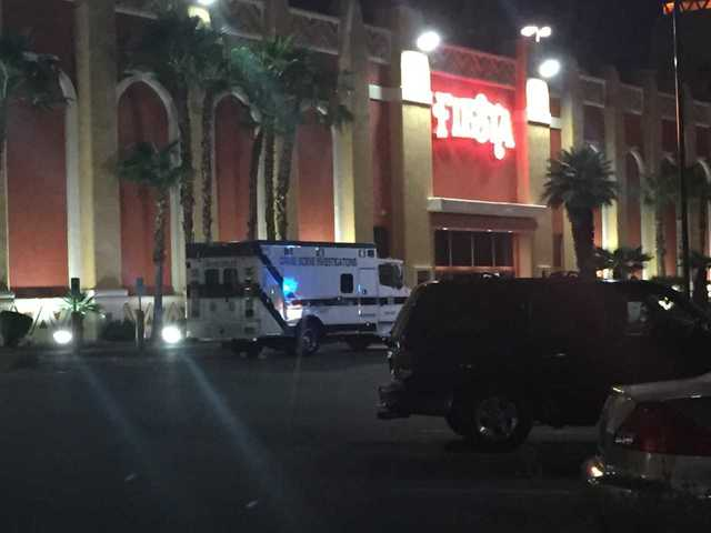 Las Vegas police arrest man after his wife found dead in vehicle
