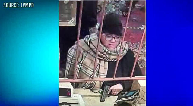 Police arrest woman accused of robbing South Point Casino