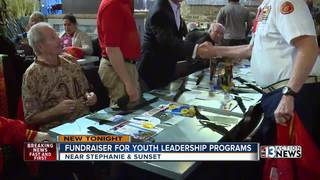 Fundraiser for local youth leadership programs
