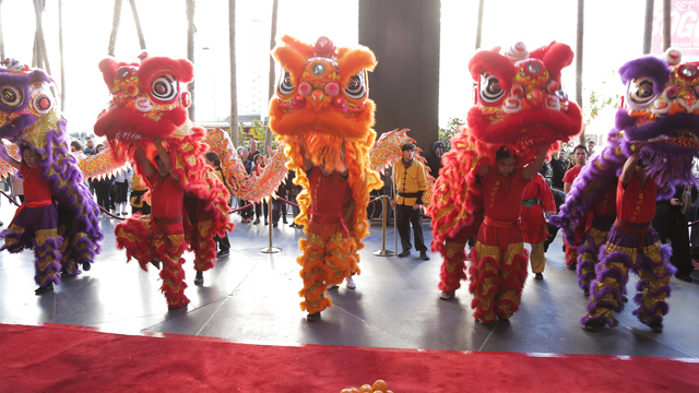 PHOTOS: Chinese New Year Celebrations 2018
