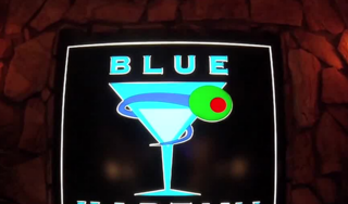 Bachi Burger, Blue Martini on Dirty Dining