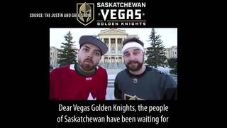 Should Canadian province adopt Golden Knights?