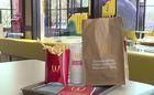 McDonald's participates in Women's Day event