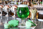 St. Patrick's Day celebrations in Las Vegas