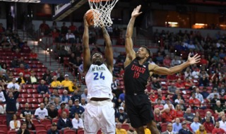 UNR headed to NCAA tournament; UNLV stays home