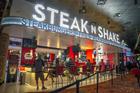 Largest Steak 'n Shake opening in Las Vegas