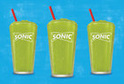 Pickle juice slushes coming to Sonic