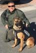 Nonprofit donates body armor to K9 officer