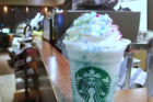 Starbucks releasing Crystal Ball Frappuccino