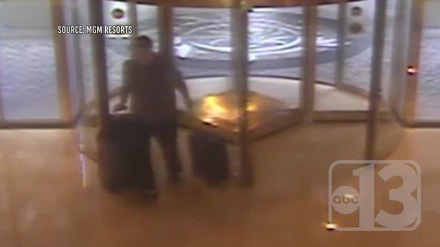 Unseen footage captures Las Vegas shooter Stephen Paddock's final days