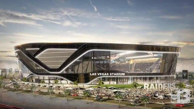 Entire Raiders project in Vegas to exceed $2B