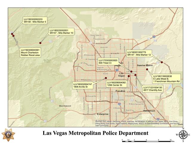 North Las Vegas Nv 89032 Map Est Zip Codes