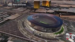 Las Vegas Stadium Authority signs Raiders lease