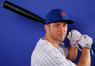 Tim Tebow one step closer to 51s