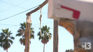Homeowner removes noose because of concern